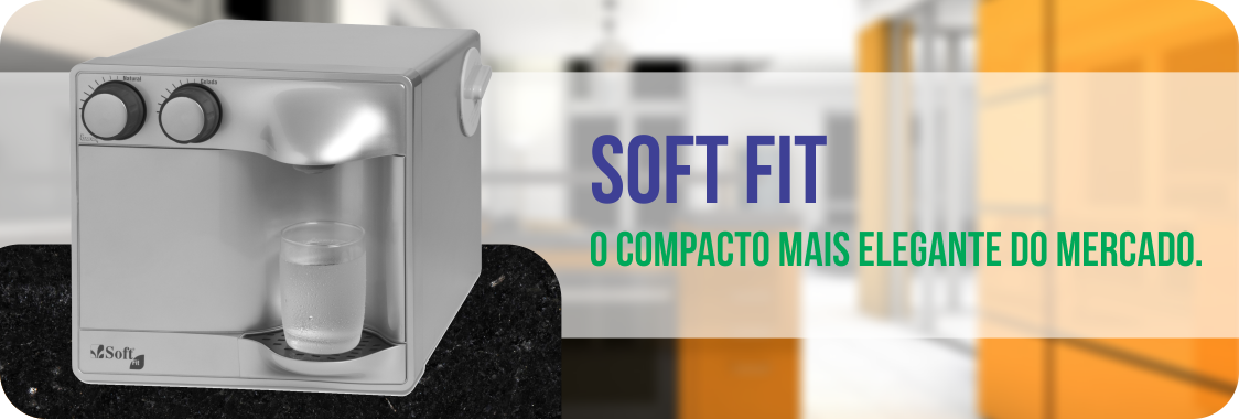 Purificador Soft Fit Elegante