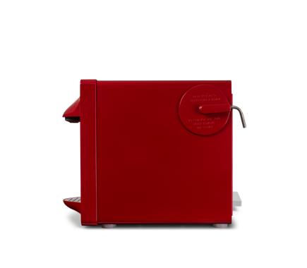 Purificador Soft Fit Vermelho lateral