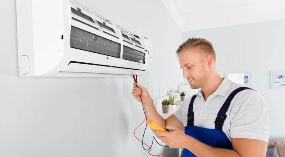 instalacao de ar condicionado