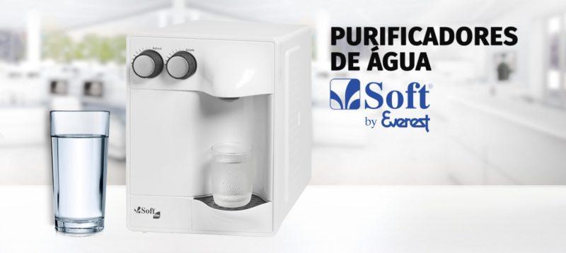 Filtro de Água Gelada Preço Purificador Soft e IBBL