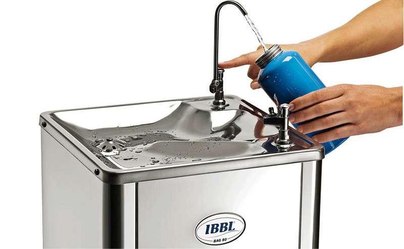 Bebedouro de Água IBBL - Compre seu Filtro por Telefone