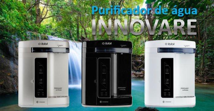Purificador de água IBBL Innovare