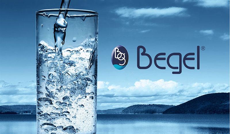 filtro de água begel